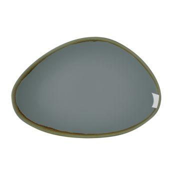 Arcoroc Terrastone Blue Ovale Schaal 29
