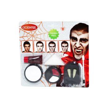 Goodmark Halloween Make Up - Set Voor Vampier