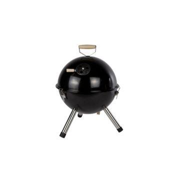 Cosy & Trendy Barbecue Zwart D30-h42 Bol Tafelmodel