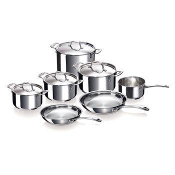 Beka Chef Set 11-delig Kookpot 16-20-24deksel