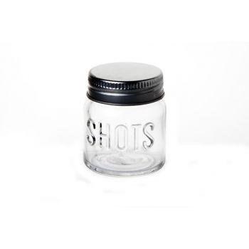 Cosy & Trendy Shots Glas Transparant D5xh5,5cm