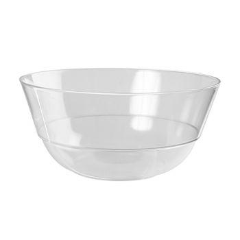 Hega Hogar Luxe Quinti Bowl Transparant 3.9l