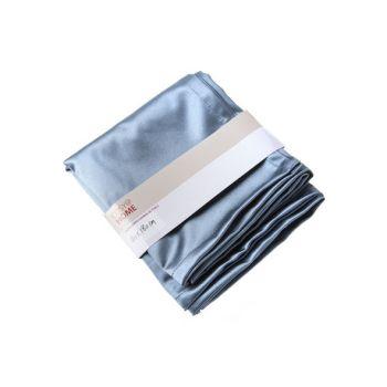 Cosy @ Home Tafelloper Jeans Blauw Rechthoek Textiel