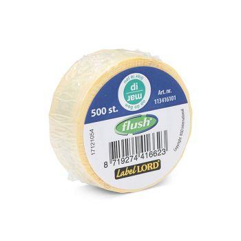 Labellord Flushlabel Rol S500 Etik. 2-tlg Di Weg D