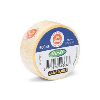 Labellord Flushlabel Rol S500 Etik. 2-tlg Za Weg M
