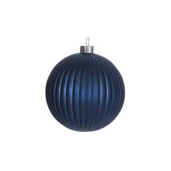Cosy @ Home Kerstbal Onbreekbaar Nachtblauw D15cm