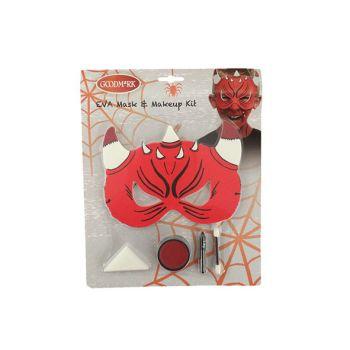 Goodmark Halloween Devil Make Up Kit