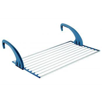 Meliconi Lock Balkondroogrek 10m Blauw