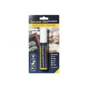 Securit Krijtstift Liquid Wit 7-15mm