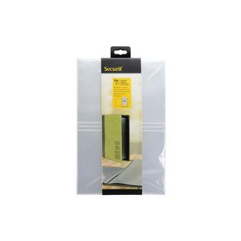 Securit Menu Plastiek Mapje Set10 A5 22x33xh,4cm