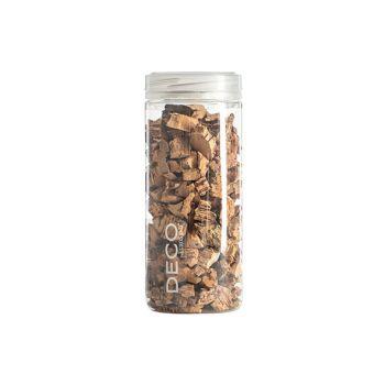 Eurosand Cork 5-35mm 500 Ml Natuur Kurk