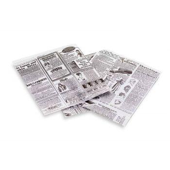 Brandless Times Hamburgerzakje Papier S1000