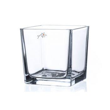 Sandra Rich Theelichtglas Transparant 12x12xh12cm