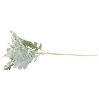 Cosy @ Home Blaadjestak Oak Flocked Groen 68cm