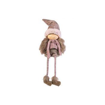 Cosy @ Home Tuur Long Legs Roze 19x14xh58cm