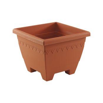Hega Hogar Lima Cachepot Terracotta 40cm