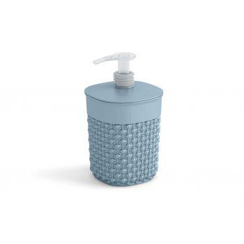 Kis Filo Zeepdispenser Misty Blue D9xh16cm