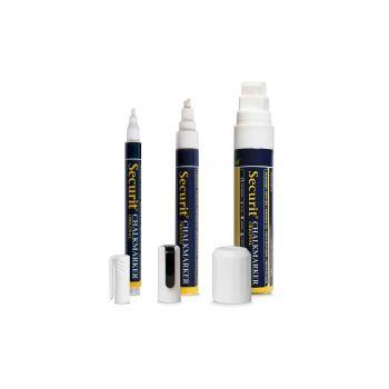 Securit Krijtstift Set8 Liquid Multi-kleur Prima