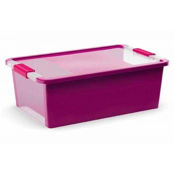 Kis Bi-box Opbergbox M Violet 26l 55x35xh19