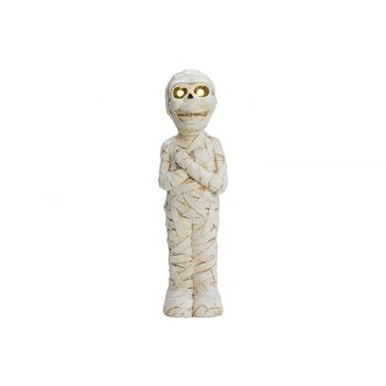 Cosy @ Home Mummie Led Excl.3xaa Batt. Creme 17,5x14