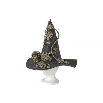 Cosy @ Home Heksenhoed Brass 44x44xh36cm Textiel