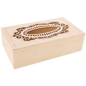 Cosy & Trendy Opbergbox Kleenex  Design 26x14.5x7.5cm