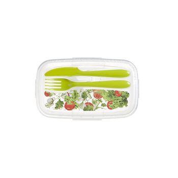 Hega Hogar Paris Deco Sla Lunchbox M Couvert