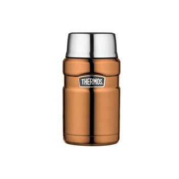 Thermos King Voedseldrager Xl Koper 710ml