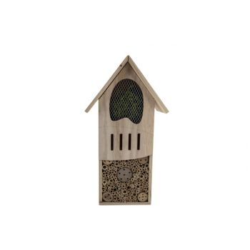 Cosy @ Home Huis Insects Natuur 24x10xh45cm Hout