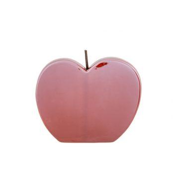 Cosy @ Home Appel Verano Oranje 19,4x5xh15,5cm Rond