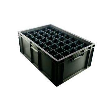Allibert Opbergbak Vr 24 Glazen 600x400x235mm Gla
