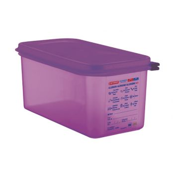 Araven Airtight Food Cont Gn1-3 Purper 6l 32.5x