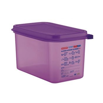 Araven Airtight Food Cont Gn1-4 Purper 4,3l 26.