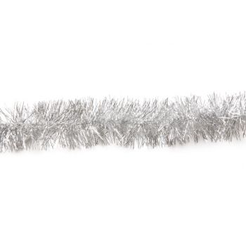 Cosy @ Home Slinger Traditioneel 7cmx2m Zilver