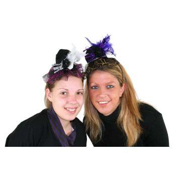 Cosy @ Home Diadeem Met Halloweenhoedje 2 Types