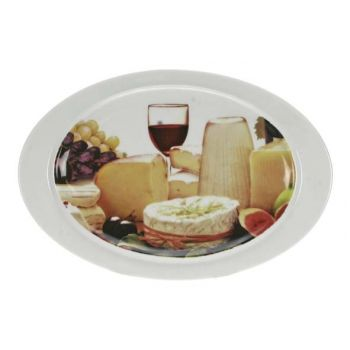 Cosy & Trendy Cheese Kaasbord 25,5x17,5cm