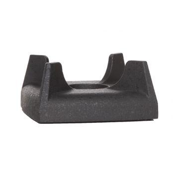 Cosy & Trendy Rechaud Zwart D11cm Gietijzer Voor 1 The