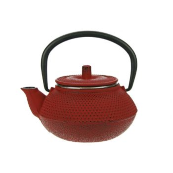 Cosy & Trendy Kobe Red Theepot M.filter 0,3l
