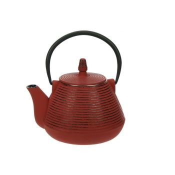 Cosy & Trendy Nagoya Red Theepot M.filter Tsp80 1l Gi