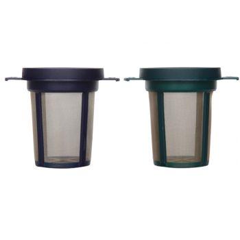 Finum Goldton S2 Filtersblauw/groen