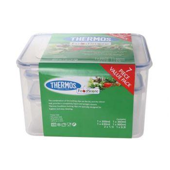 Thermos Airtight Set 7 St.  Vershouddoos
