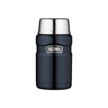 Thermos King Voedseldrager   Blauw Groot 710ml