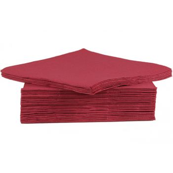 Cosy & Trendy For Professionals Ct Prof Serviet Tt S40 38x38cm Bordeaux