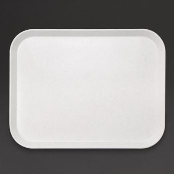 Kristallon fiberglass dienblad 35.6x45.7cm