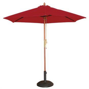 Bolero ronde rode parasol 2.5 meter