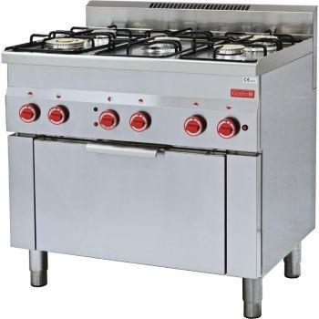 Gastro M 600 gasfornuis 60/90 CFGE