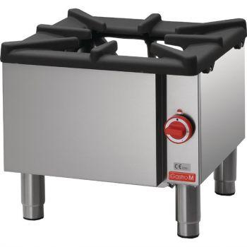 Gastro M 650 gashokker 1 centrale brander FPG/55
