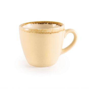 Olympia Kiln espressokopjes zandsteen 8.5cl
