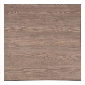 Bolero vierkant tafelblad Vintage Wood 70cm