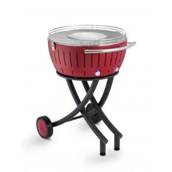LotusGrill XXL 552202 Rookvrije houtskoolbarbecue Rood
